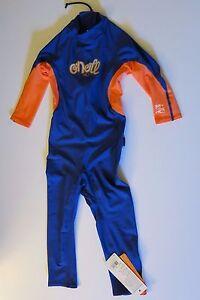 O/'Neill Toddler Girl/'s 1 Yr Short Sleeve Skins Rashguard Rash Guard Shirt