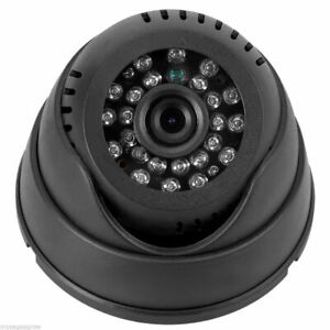 Dome-Indoor-CCTV-Security-DVR-Camera-infrared-Night-Vision-With-32GB-Memory-Card