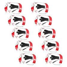 10 Dental Orthodontic Adjustable Reverse Pull Headgear Universal Instrument Lang