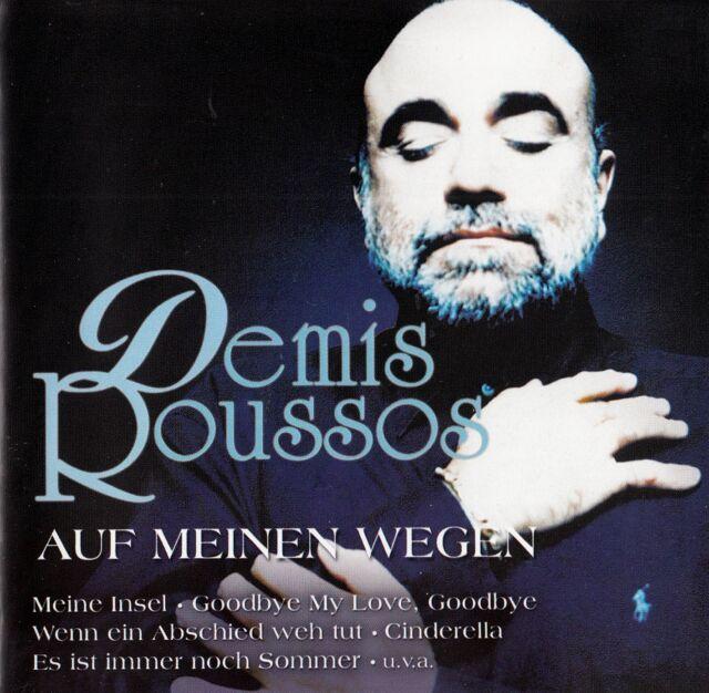 DEMIS ROUSSOS : AUF MEINEN WEGEN / CD - TOP-ZUSTAND