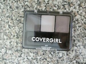 Covergirl Eye Enhancers Eyeshadow Trio Smoke Alarm 101