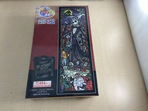 Tenyo-Nightmare-Before-Christmas-Stained-Glass-Gyutto-Size-Series-Jigsaw-Puzzle