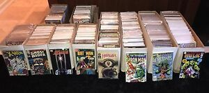 Lot-of-25-Copper-Modern-Age-MARVEL-DC-INDEPENDENT-Comic-Books-RANDOM-NO-DUPS