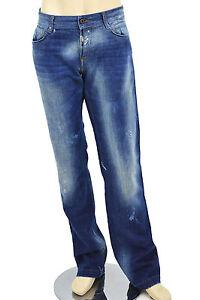 295-Dolce-amp-Gabbana-bleu-lave-Power-Men-039-s-Denim-d-amp-g-Jeans-Nouvelle-Collection