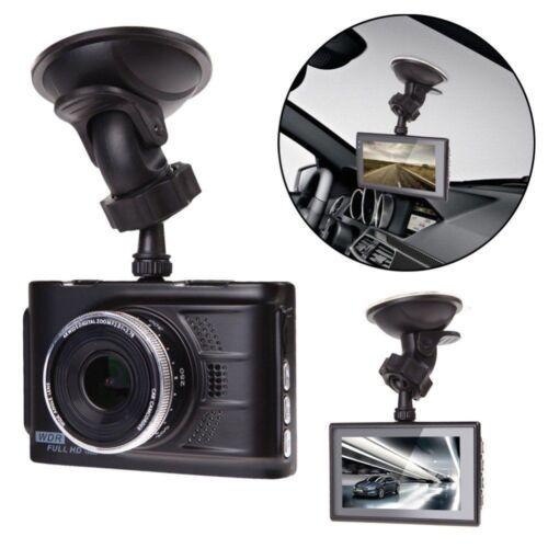 FOTOCAMERA DVR 1080P 170° AUTO FULL HD CAMERA 5 MPX 3 POLLICI REGISTRA VIDEO WDR