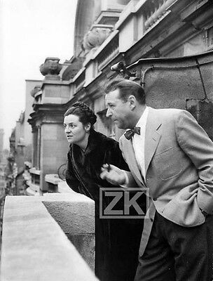 GEORGES SIMENON Maigret DENYSE OUIMET Paris Photo 1950s | eBay