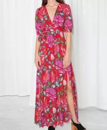 Dress floreale Paris B270 EUR 38 38 Size Stampa tUqxPzwA