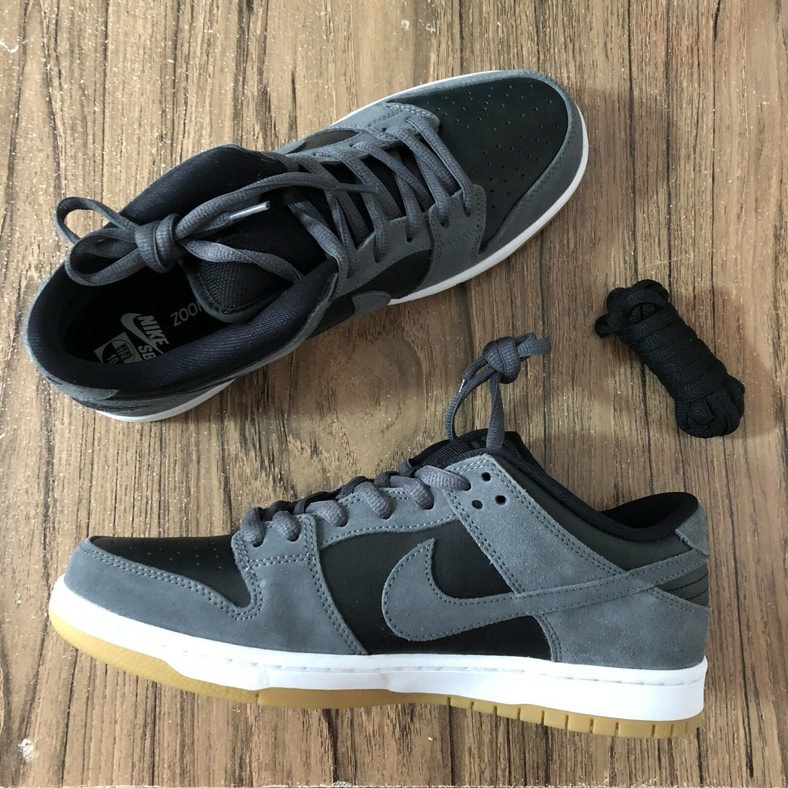 f222621f5d8c A597 Nike SB Dunk Low TRD TRD TRD AR0778-001 Mens Size 10 Skate Shoes
