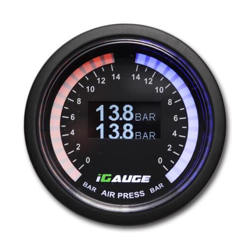 TSP AEM X-Series Digital Pressure Gauge