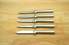 """RADA (5) FIVE EACH R101 REGULAR PARING KNIFE BLADE 3-1/4"""" O.A. 6-3/4"""" USA"""