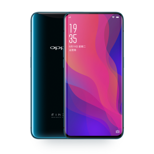 Oppo-Find-X-Blue-6-42-039-039-128GB-8GB-Dual-16-MP-20MP-Octa-core-Phone-USA-FREESHIP
