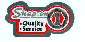 Vintage Snap On Tools Logo