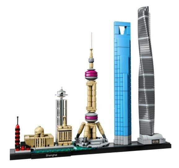 Lego Architecture, 21039