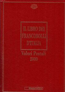 IL-LIBRO-DEI-FRANCOBOLLI-D-039-ITALIA-ANNI-2000-2001-2002