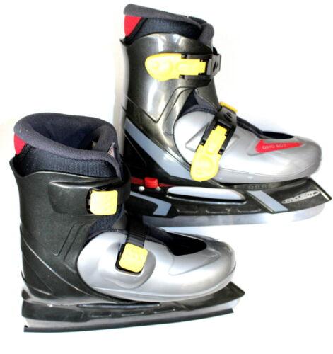 Project Schlittschuhe Unisex Kinder 32 - 35 verstellbare Iceskate Skates S-N 5