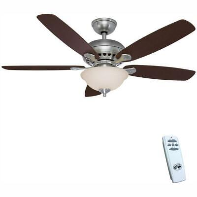 Southwind 52 In Led Indoor Brushed Nickel Ceiling Fan Replacement Parts Ebay