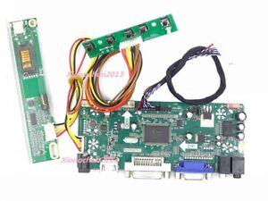 HDMI+DVI+VGA LCD LVDS Controller Driver Board Inverter Kit for LTN170CT11-G01