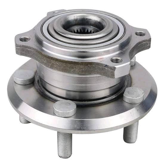 Wheel bearings replacement