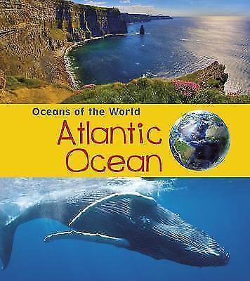 1 of 1 - Spilsbury, Richard, Spilsbury, Louise, Atlantic Ocean (Oceans of the World), Ver