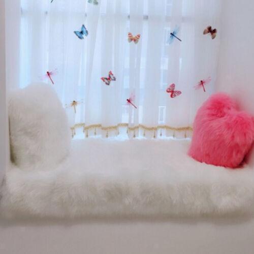 Kuschelweich Teppich Vorleger Boden Matte krabbelnd Baby Spielmatte Türvorlage