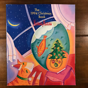 Neiman Marcus Christmas Book.Details About Used 1994 Neiman Marcus Christmas Catalog Book Mercedes Mcdonald