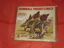 ALBUM DI FIGURINE NO COMPLETO-animali preistorici con 246/360- 1974 PANINI