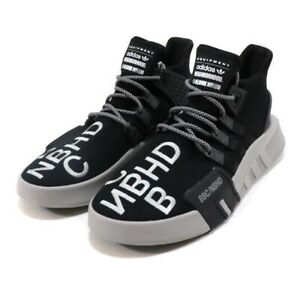 Details about BRAND NEW NEIGHBORHOOD x BBC x adidas EQT BASK ADV NBHD Black US 4.5 JAPAN