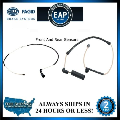 For 2006-2008 Z4 Front And Rear Disc Brake Pad Wear Sensor New