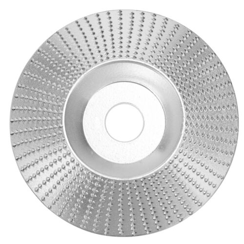 Carbide Grinding Wheel Wood Sanding Carving Shaping Disc for Angle Grinder L1N7