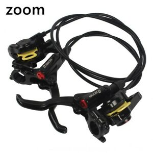 Hydraulic-Disc-Brake-HB-875-for-Mountain-Bike-MTB-Front-amp-Rear-Set-oil-dish-ZOOM
