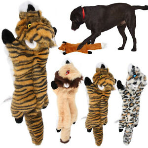 Plush-Dog-Puppy-Pet-Squeaker-Toys-Squeaky-Funny-Sound-Play-Chew-Animal-Bite-Toy