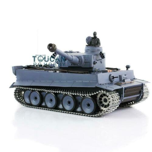 Henglong 1//16 Scale 6.0 Upgraded Metal Version German Tiger I RTR RC Tank 3818