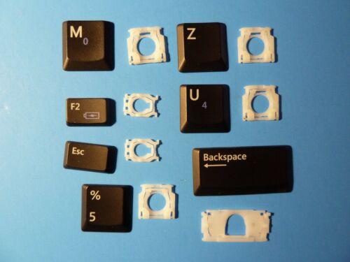 Dell Latitude E6510 E6400 E6500 E6410 M4500 Individual Keyboard Key Replacement
