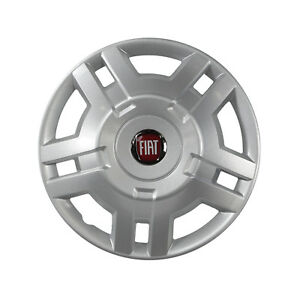 Radkappe Radzierblende 15 Zoll rotes Emblem Fiat Ducato 250 1358879080
