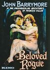 Beloved Rogue 0738329065423 With John Barrymore DVD Region 1