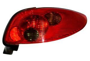 Peugeot-206-CC-Facelift-Heckleuchte-rechts-Ruecklicht-Rueckleuchte-Bremslicht-FL