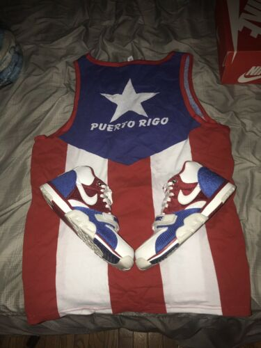 Rico Trainer Taille Mid Puerto Jordanie 1 Nike 9 Air 1SqwxAnF