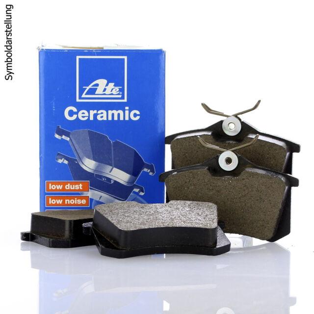ATE Ceramic-Bremsbeläge mit Warnkontakt BMW X3 E83 Satz für vorne
