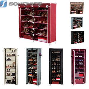 7-10-couches-Porte-chaussures-etageres-a-chaussures-Meuble-de-rangement