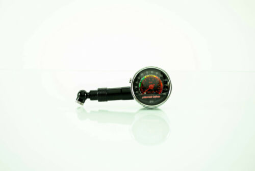Planet Bike Dial Tire Air Pressure Gauge Presta Valve