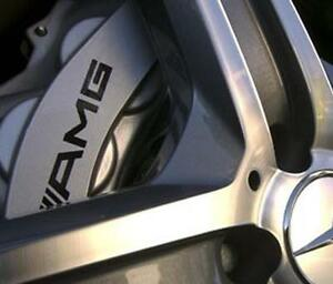 6x-AMG-meredes-Benz-HI-TEMP-BRAKE-CALIPER-decals-stickers-C-E-Classe-S-SLK-CLS-CL