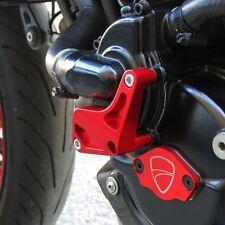 DUCATI Wasserpumpe Schutz Sturzpad Motorschutz rot NEU engine protection NEW