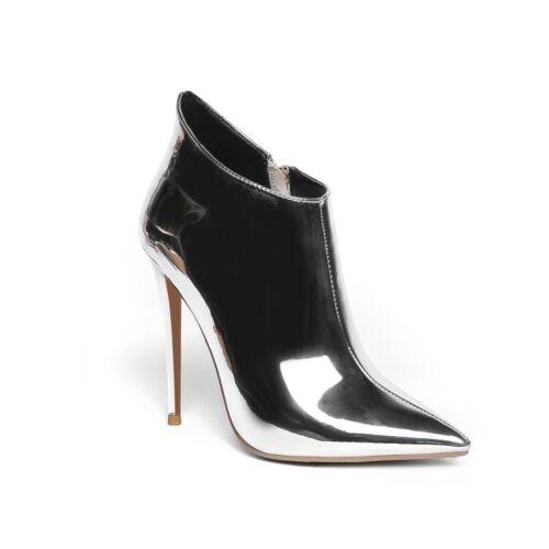 Details about  /Women Pointy Toe Zipper Stilettos High Heels Ankle Boots Pumps Shoes Party shoes