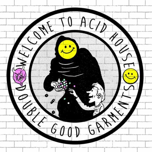 Welcome to Acid House Rave EDM DJ Men/'s T-Shirt