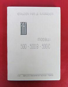 fiat topolino a b c repair manual new ebay rh ebay com Disney Topolino Vintage Cheleste Biancho Topolino