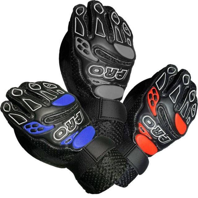 Tuzo Pro MX Motorcycle Motorbike Enduro Motocross Bike Quad ATV Gloves
