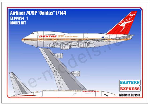 Eastern Express 1/144 B-747SP RR QANTAS old EE144154_1
