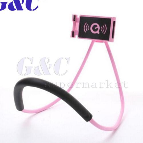 Universal Neck Hanging Holder Stand Lazy Holder Mobile Bracket Smartphone