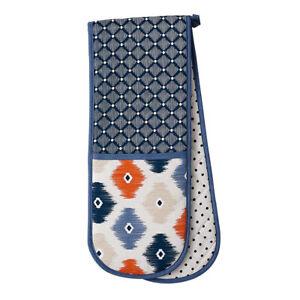 100/% coton Ladelle Set de 2 Four Gants//moufles-Oasis-Four Gants//Gant