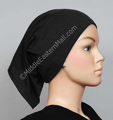 Cotton Tube Underscarf Cap NEW Hijab Shayla Muslim